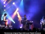 Concert Hemenway avec Naoki Urasawa à Japan Expo 2012