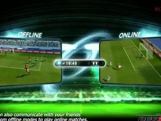 Modes de jeu (Ep1) de Pro Evolution Soccer 2013