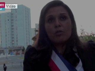 Sonia Dahou, nouvelle maire (PS) des Ulis