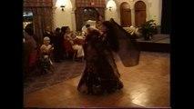 Lebanese, Moroccan, Egyptian wedding in Philadelphia w/ bellydancing by Soraya of NJ