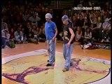 Juste Debout Hip hop Dance Battle [Popping FINAL] - J Smoot VS. Gucchon