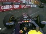 F1 2012 GP Monaco Webber Team Radio After Race [HD] Team Radio + Engine Sounds