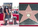 Rockstar Slash Gets A Star On Hollywood Walk of Fame - Hollywood News
