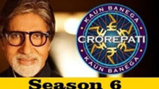 """Kaun Banega Crorepati 6"" From September 2012"