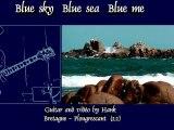 Blue sky Blue sea Blue me (reprise The Shadows)