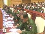 Première session parlementaire pour Aung San Suu Kyi en Birmanie