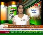 Republic Day Flag hoisting by ESL Narasimhan - 01