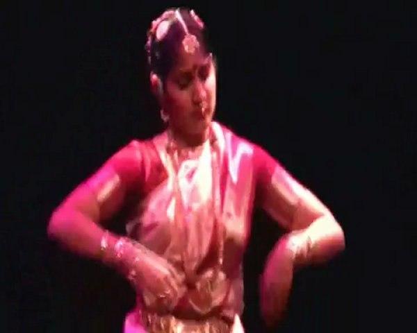 Spectacle de danse indienne Barhata