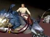 Star Wars Episode III (Deleted Scenes) - Utapau Chase Animatics
