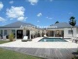 Location d'une villa de prestige en Guadeloupe - Sainte Anne