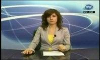 Trabzonlu spiker canlı yayında olduğunu unutursa