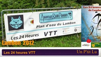 24h vtt Lambon 2012, par un P'tit Lu