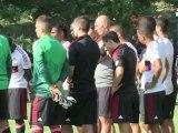 Calcio: Milan vacilla su Ibra e Thiago
