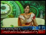 Mast Mornings With Sadia Imam - 12th July 2012 - Part 1/3