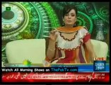 Mast Mornings With Sadia Imam - 12th July 2012 - Part 3/3