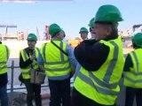 Stade Océane: les étapes de la construction du stade au Havre