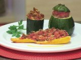 Courgettes farcies - 750 Grammes