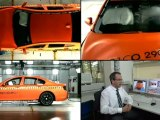 BMW 7 Serisi Kaza Testi