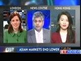 Wall Street flat; Asian, European markets end lower