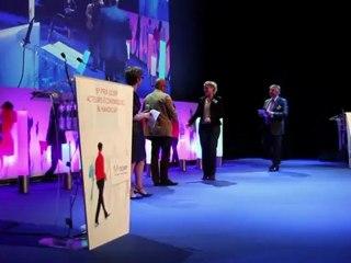 """Je viens de loin Prix OCIRP 2012 """"Formation-communication et sensibilisation"""""""