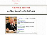 California Bail Bonds - California Bail Bond Services