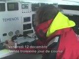 Semaine 5 - Vendée Globe 2008-2009 jour après jour...