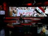 حديث الثورة - تطورات الثورة المصرية والسورية
