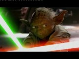Star Wars Revisited - Attack of the Clones - Yoda duel with DotF