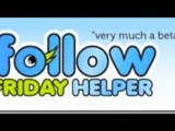 STEP 18: FOLLOWFRIDAY - 23 Steps to Conquer Social Media