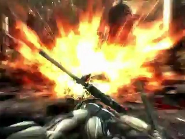 Metal Gear Rising - Revengeance - Exclusive Trailer HD (ps3-xbox360-pc)