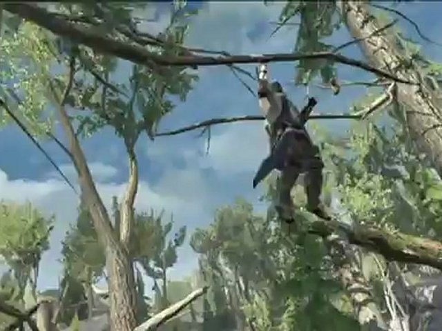 Assassin's Creed III - E3 2012 - Seasons Trailer HD (wii u-pc-ps3-xbox360)