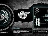 HELLFISH - 11 - SPEED DRINKING - MEAT MACHINE BROADCAST SYSTEM - PKGCD03