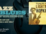 Lightnin' Hopkins - Tap Dance Boogie