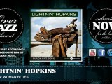 Lightnin' Hopkins - Rollin' Woman Blues (1949)