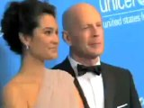 Bruce Willis und Emma Heming.