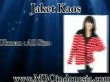 Jaket Kaos GN 1701 | SMS: 081 945 772 773