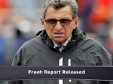 Freeh Report Implicates Paterno, PSU
