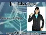 Jual Jaket Jeans (ALX 712) | SMS: 081 945 772 773