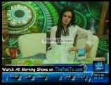 Mast Mornings With Sadia Imam - 13th July 2012 - Part 1/4