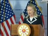 Secretary Hillary Clinton on Cambodia, ASEAN, and the South China Sea Global News
