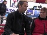 Armel le Cleac'h sur le Tour de France à la voile