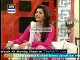 Good Morning Pakistan By Ary Digital - 13th July 2012 - Part 3/4