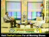A Morning With Farah - 13th July 2012 - Part 1/5