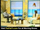 A Morning With Farah - 13th July 2012 - Part 2/5