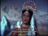 Thiruvilayadal - Sivaji Ganesan & Savitri Tamil Movie Scene - Lord Shiva Vs Goddess Shakti