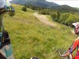 Freeride des Monts du Cantal Partie#1 la Dujont