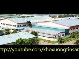 Bán cho thuê nhà xưởng huyện Bình Chánh, Tp. HCM, diện tích 500m2 - 10.000m2