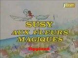 Suzy aux feurs magiques . Générique.