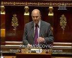 Pierre Moscovici - Débat d'orientation sur les finances publiques