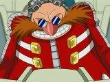Sonic X épisode 17 - Les griffes du diable